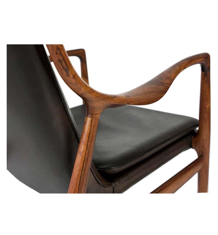 45 Chair detail - Finn Juhl