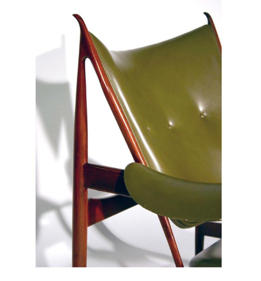 Chieftain Chair detail - Finn Juhl