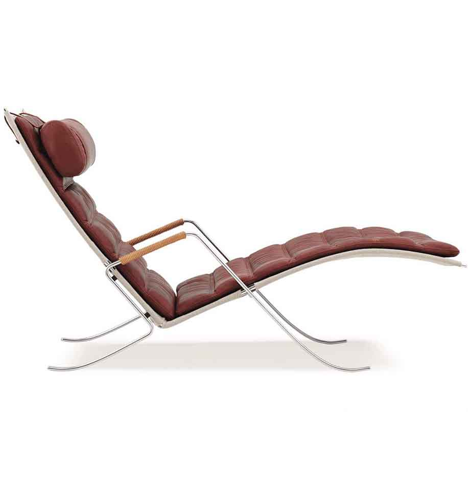 Grasshopper Chaise - Fabricius & Kastholm