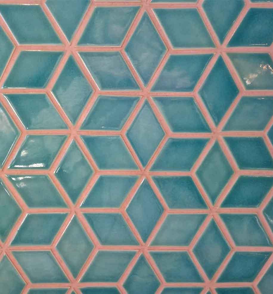 Heath Caremics - Dwell Pattern