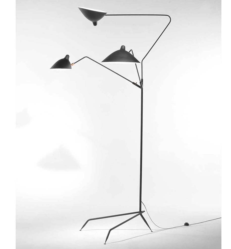 MFL3 Floor Lamp - Serge Mouille