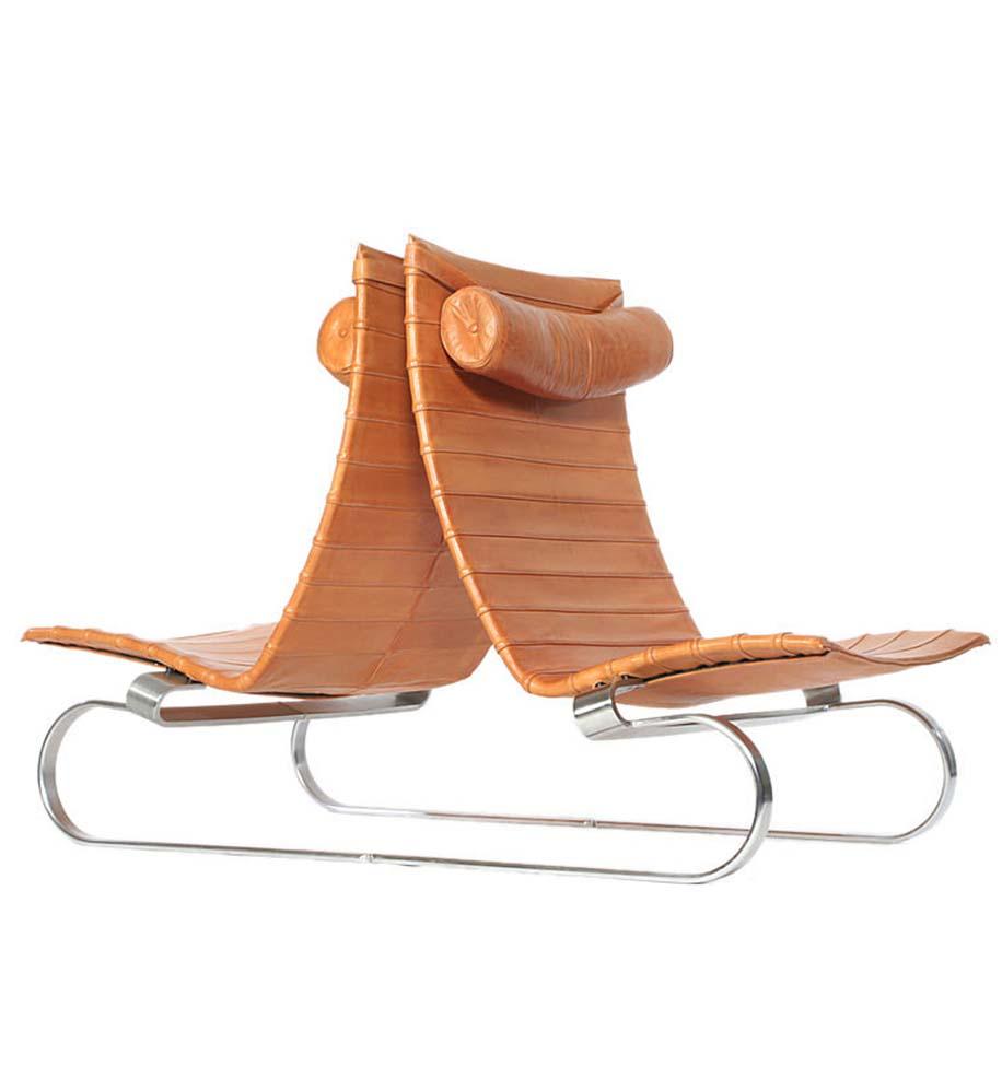 Set of PK20 Chairs - Poul Kjaerholm