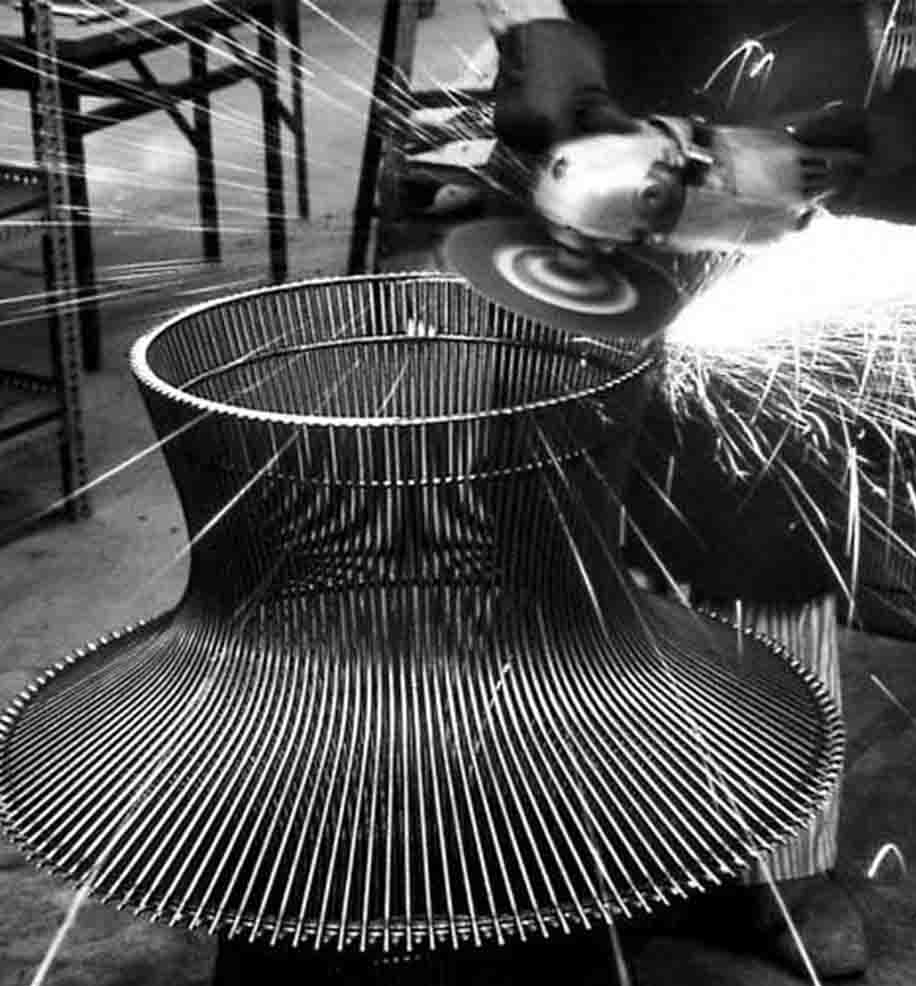 Platner Dining Table - Warren Platner