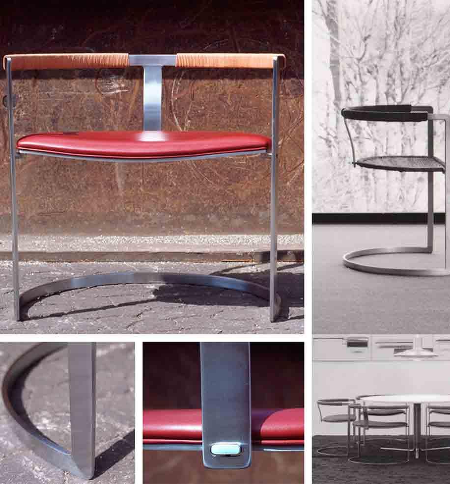Sculpture Chair - Fabricius & Kastholm