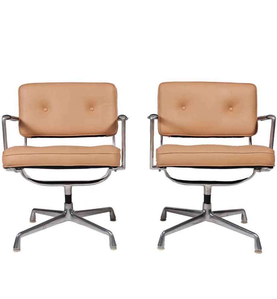 Set of George Nelson Chairs