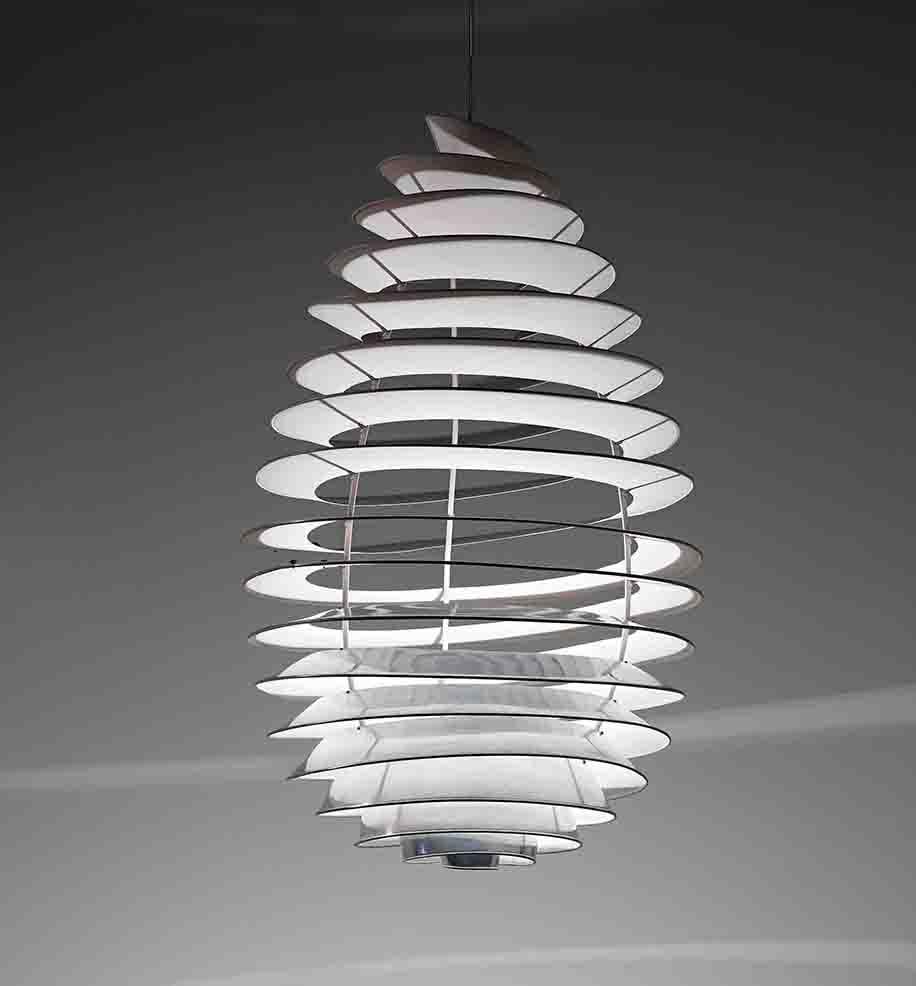 Spiral Pendant - Poul Henningsen