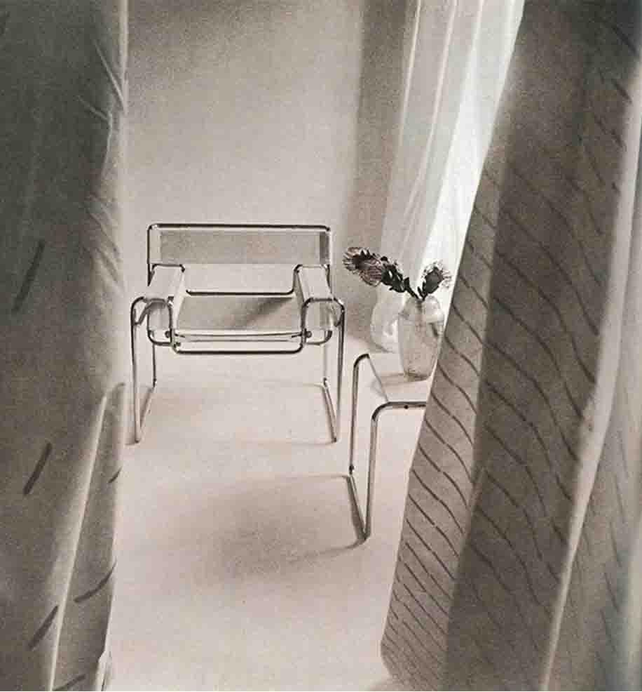 Wassily Chair - Marcel Breuer